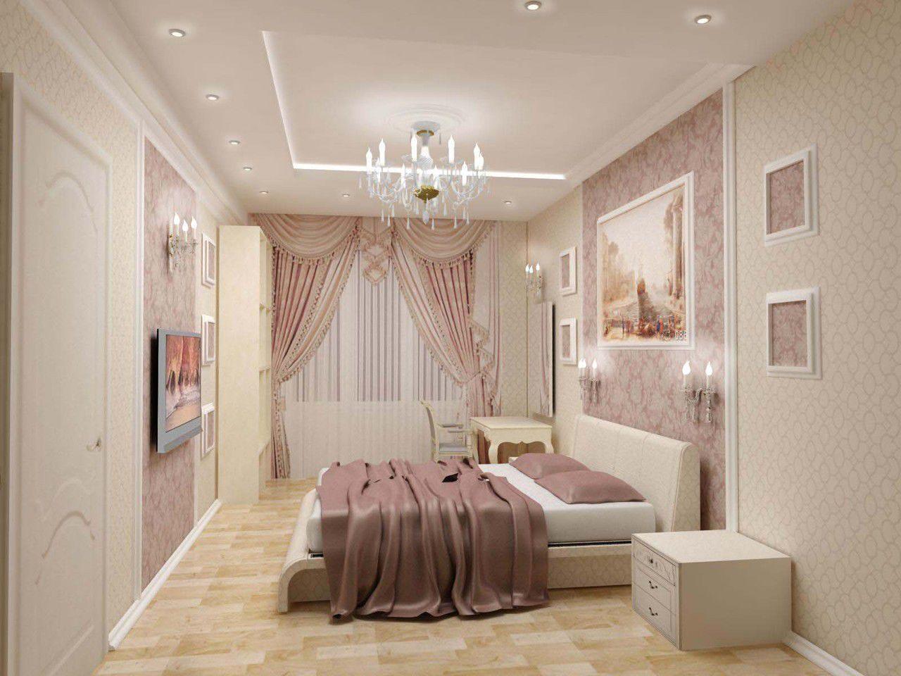 Дизайн спален фото 2016