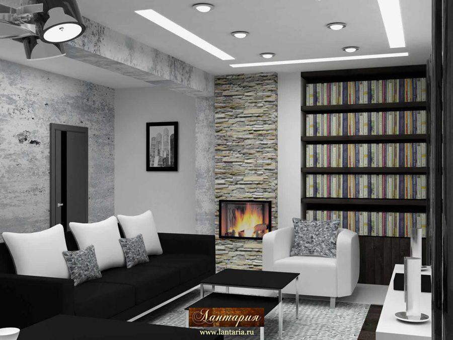 Дизайн домов и коттеджей фото внутри