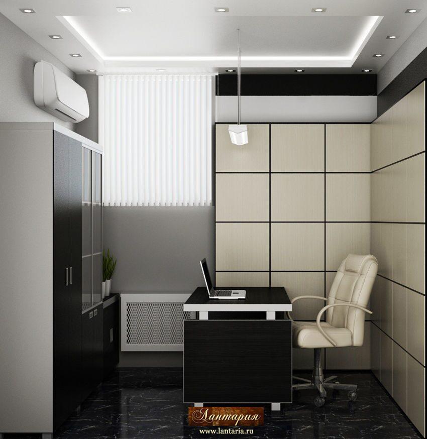 Ремонт и отделка офисов в Москве